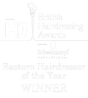 The Egg Salon - Winner of the British Hairdressing Awards 2015