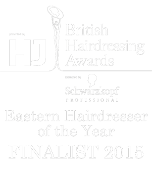 The Egg Salon - Finalist of the British Hairdressing Awards 2015